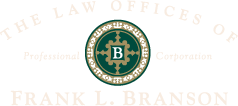 The Law Offices of Frank L. Branson's Logo