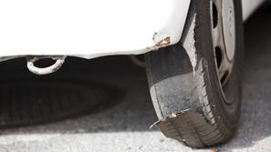 Vehicle Tire Failure - Dallas Car Accident Attorney